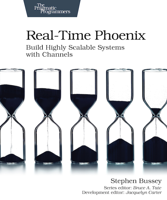 Real-Time Phoenix by The Pragmatic Bookshelf